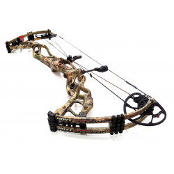 Лук блочный Hoyt Carbon Defiant Turbo 29 (28-30) Realtree Xtra