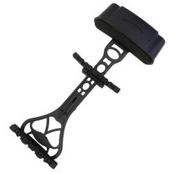 Кивер для блочного лука Topoint на 6 стрел (черный)