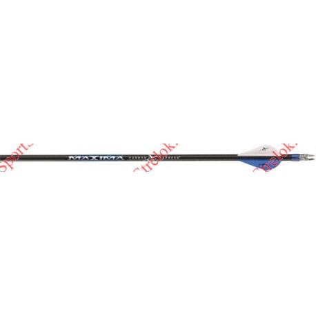 Стрела для лука MAXIMA BLUE STREAK 350 Carbon Express