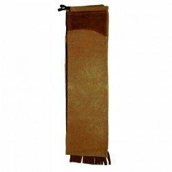 Чехол для традиционного длинного лука (замша)
